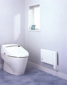 壁掛けタイプトイレ